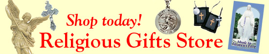 Click here to go to the SMWA Religious Gift Store